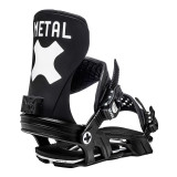 Bent Metal 2021 Axtion Bindings Black