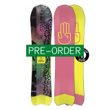 Bataleon 2022 Party Wave Snowboard - Pre-order now
