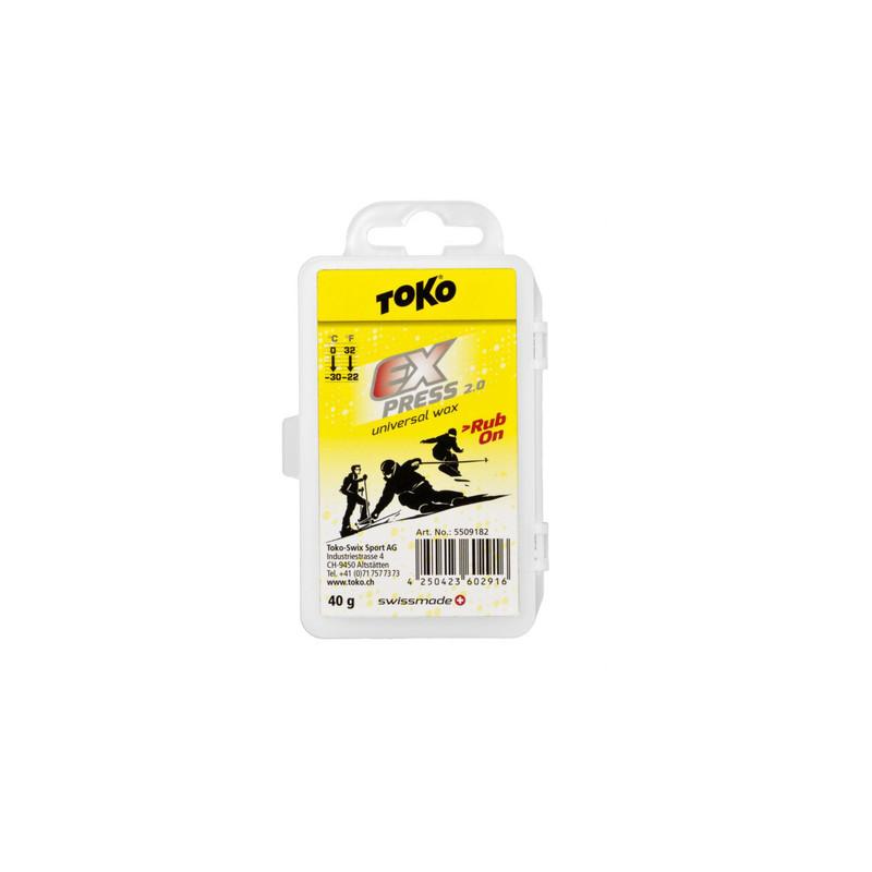 Toko Express Rub On universal wax 40g