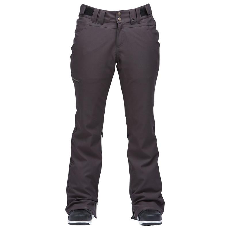 Airblaster Slim Curve Pants Black