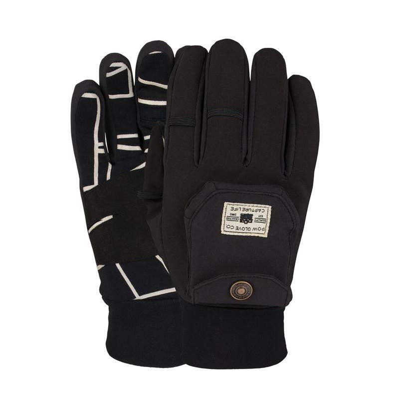 POW Pho-tog Gloves Black