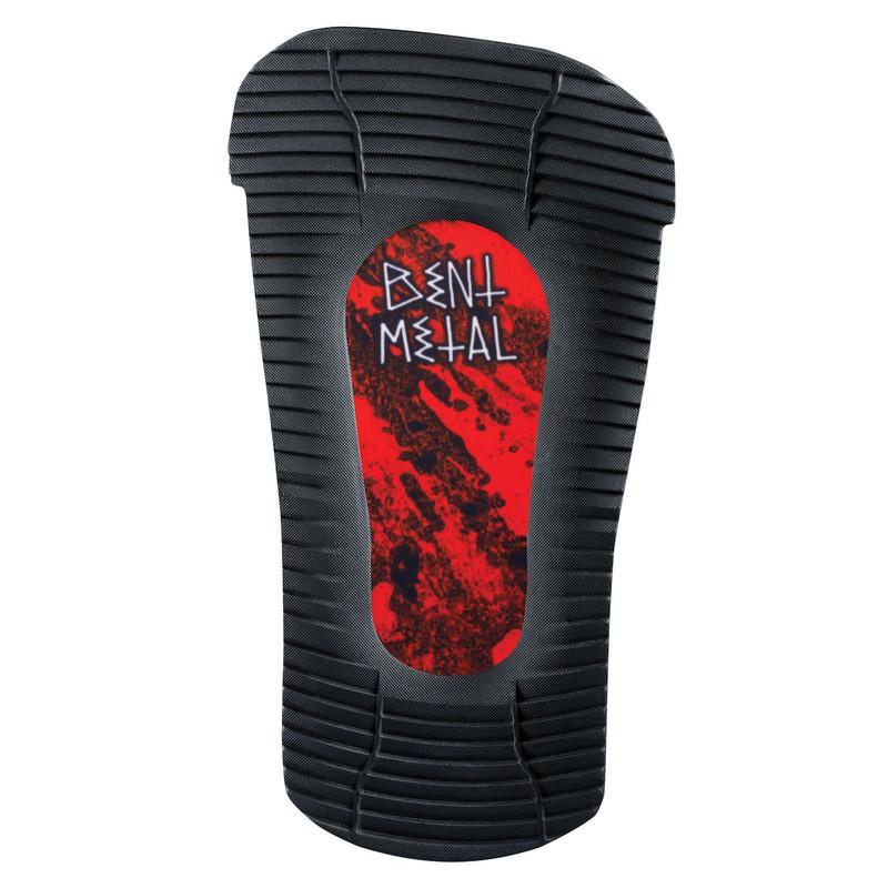 Bent Metal Logic Black - Driveplate