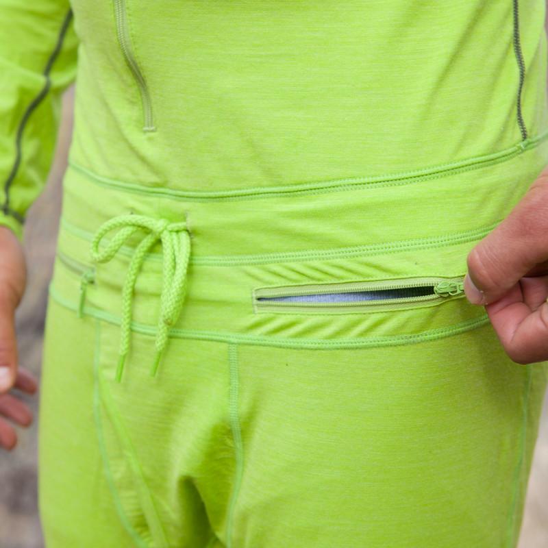 Airblaster Merino Ninja Suit - 350deg waist zip