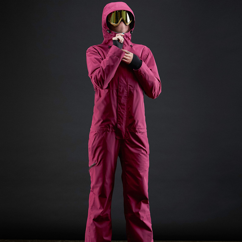 Airblaster Sassy Beast Suit - Protected from the elements