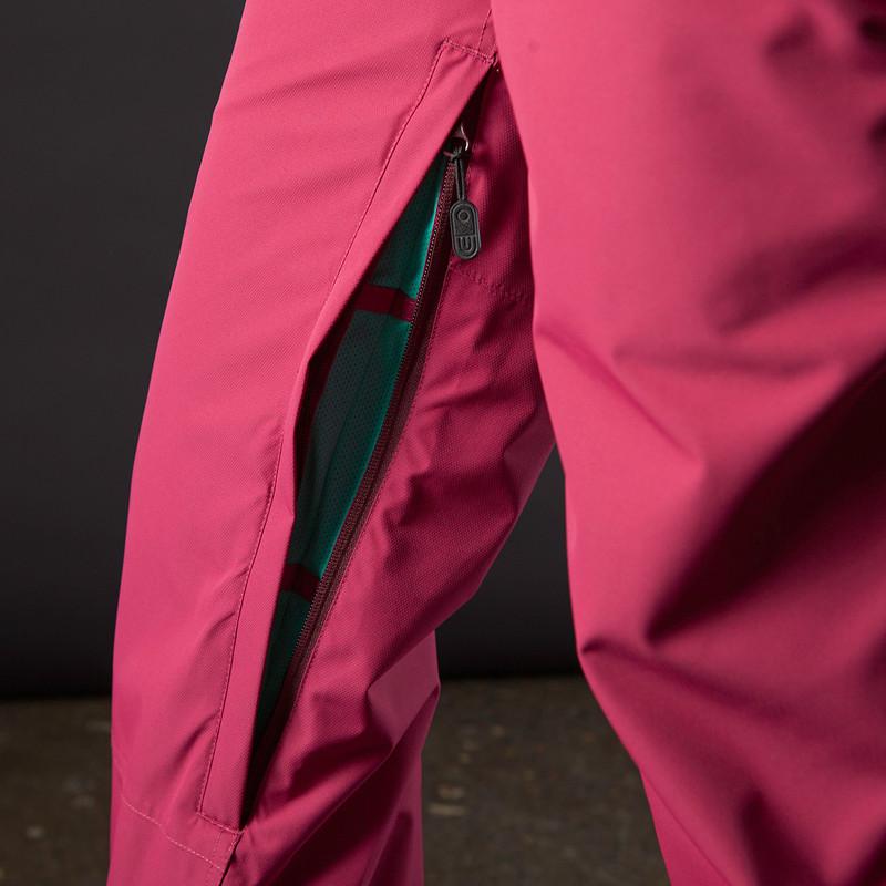 Airblaster Sassy Beast Suit - Leg Venting