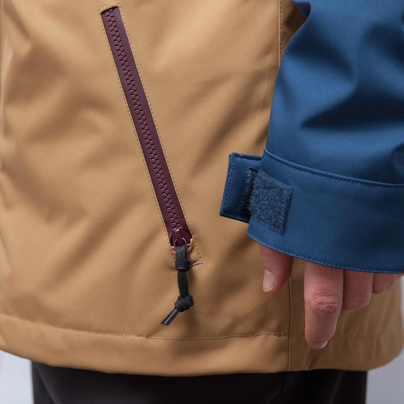 Airblaster Yeti Stretch Jacket - Aquaguard zippers