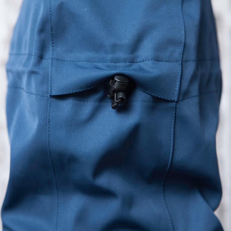 Airblaster Yeti Stretch Jacket - 3 way hood