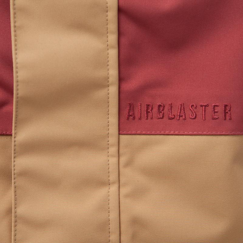 Airblaster Yeti Stretch Jacket Navy Camel
