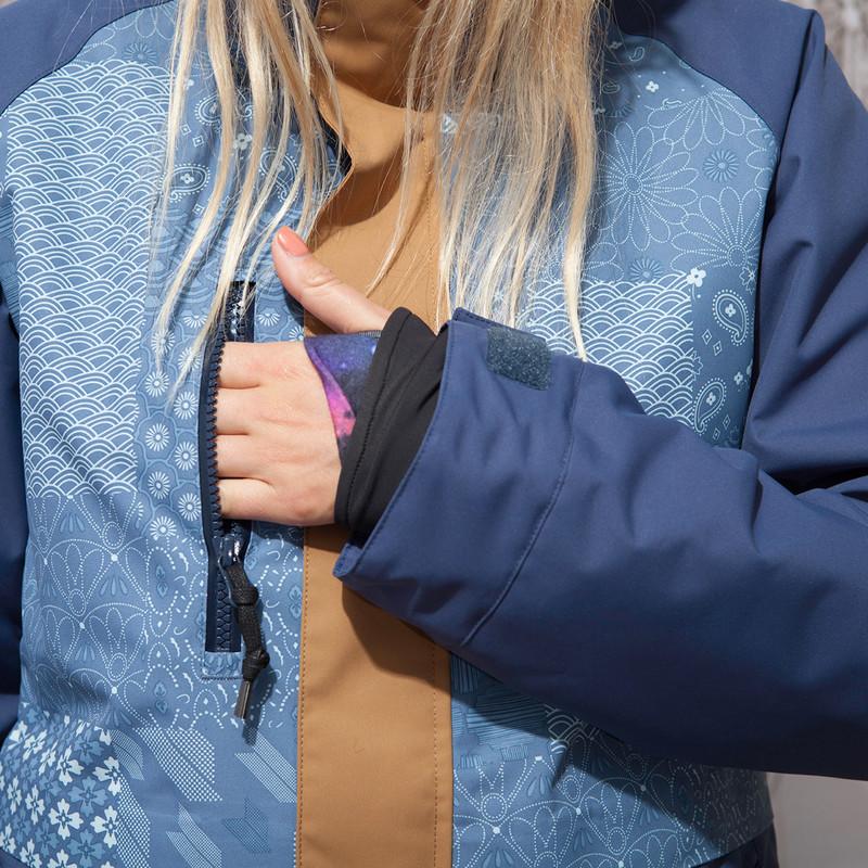 Airblaster Heartbreaker Jacket - External media pocket