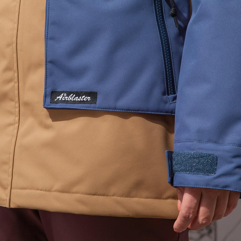 Airblaster Heartbreaker Jacket - Adjustable cuffs