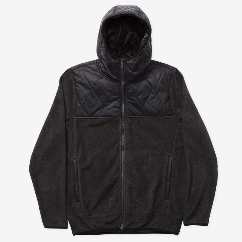Holden Sherpa Fleece Hybrid Zip