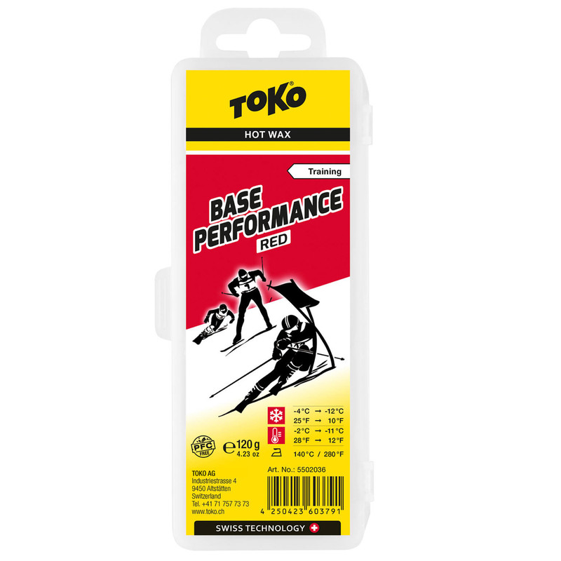 Toko Base Performance Cold Wax