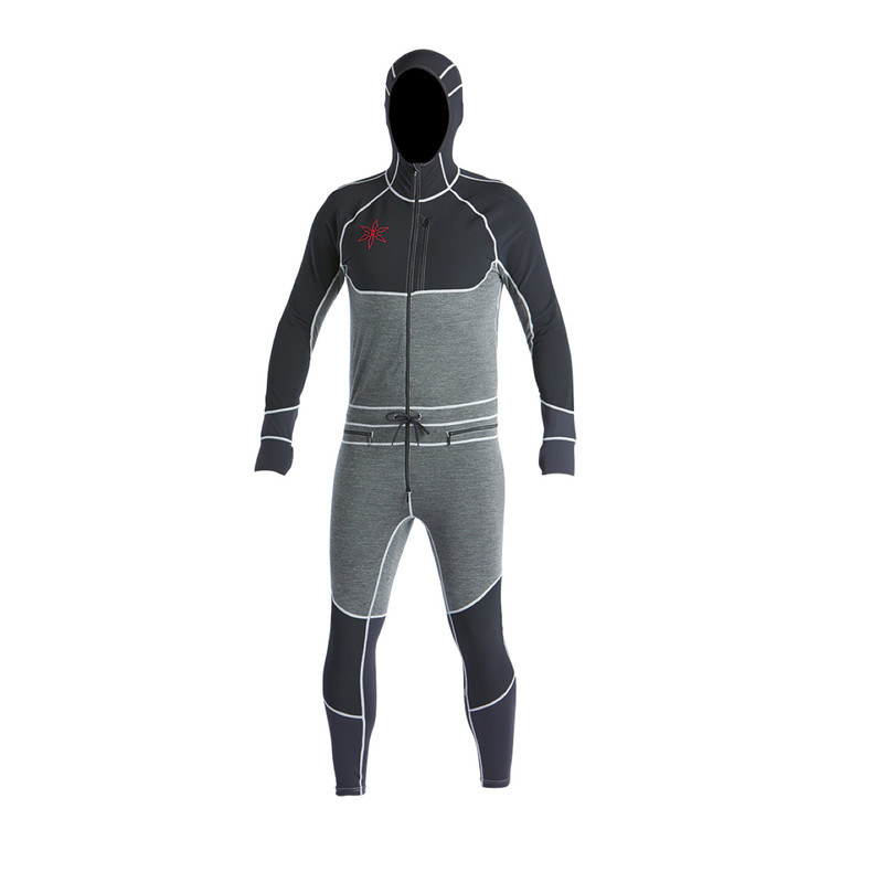 Airblaster Ninja Suit Pro Triple Black