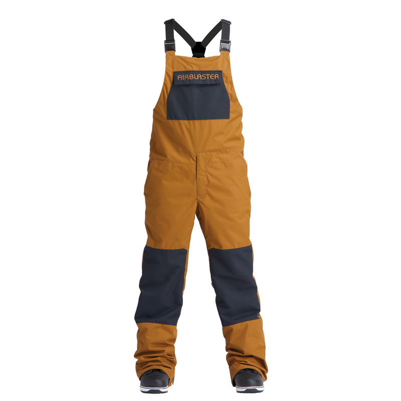 Airblaster Freedom Bib Pant Grizzly