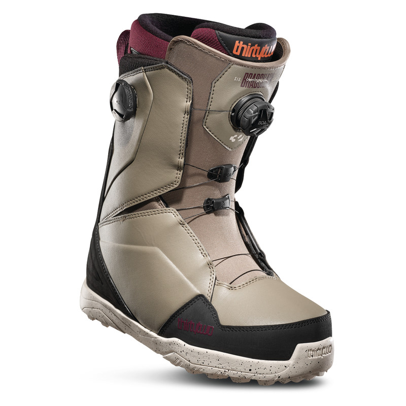 32 Lashed Double Boa Bradshaw 2020 Snowboard Boots