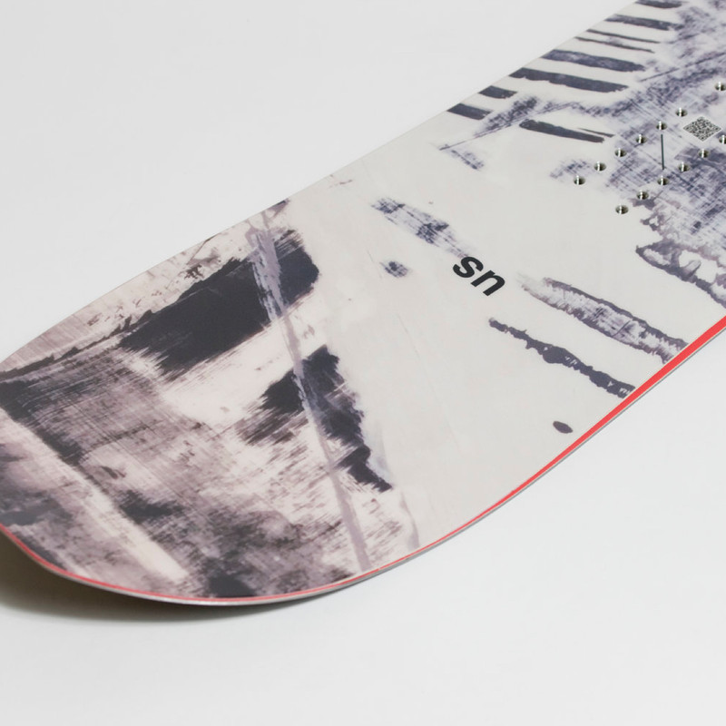 United Shapes 2020 Explorer Snowboard