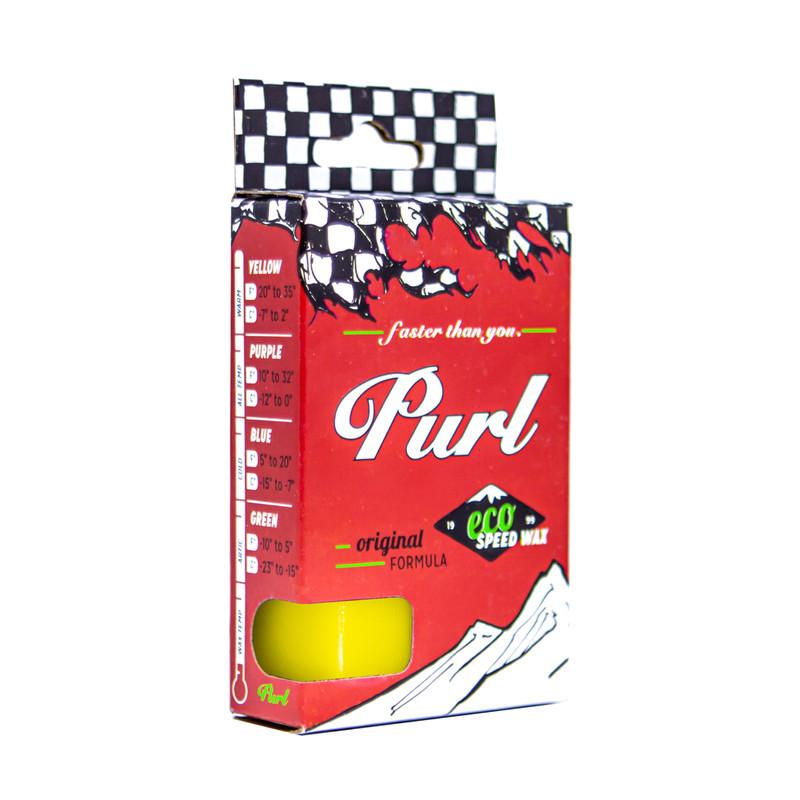 Purl Warm Wax