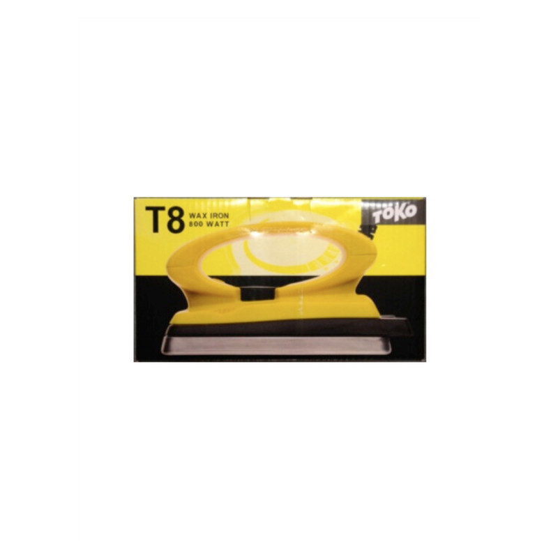 Toko T8 Waxing iron - Box