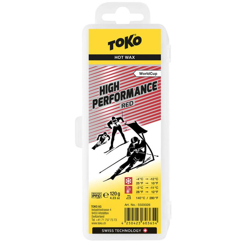 Toko High Performance Wax Red