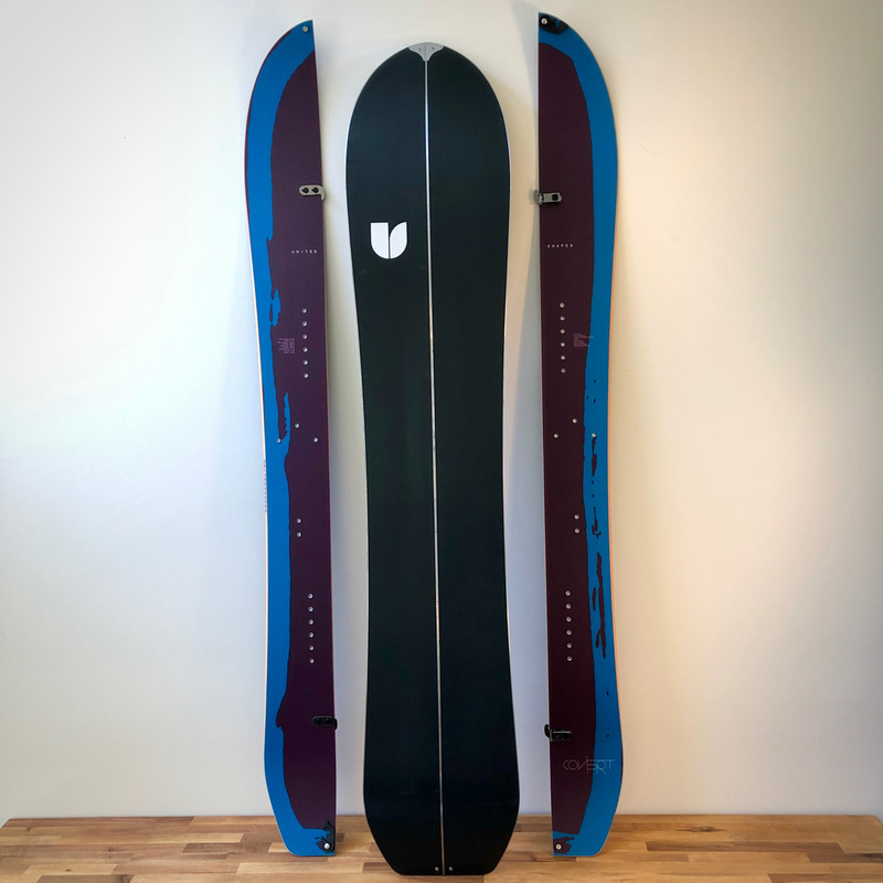 US Covert Splitboard - Base