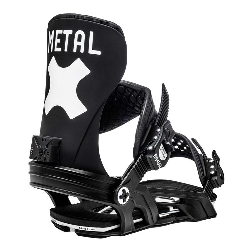 Bent Metal 2021 Axtion Bindings Black