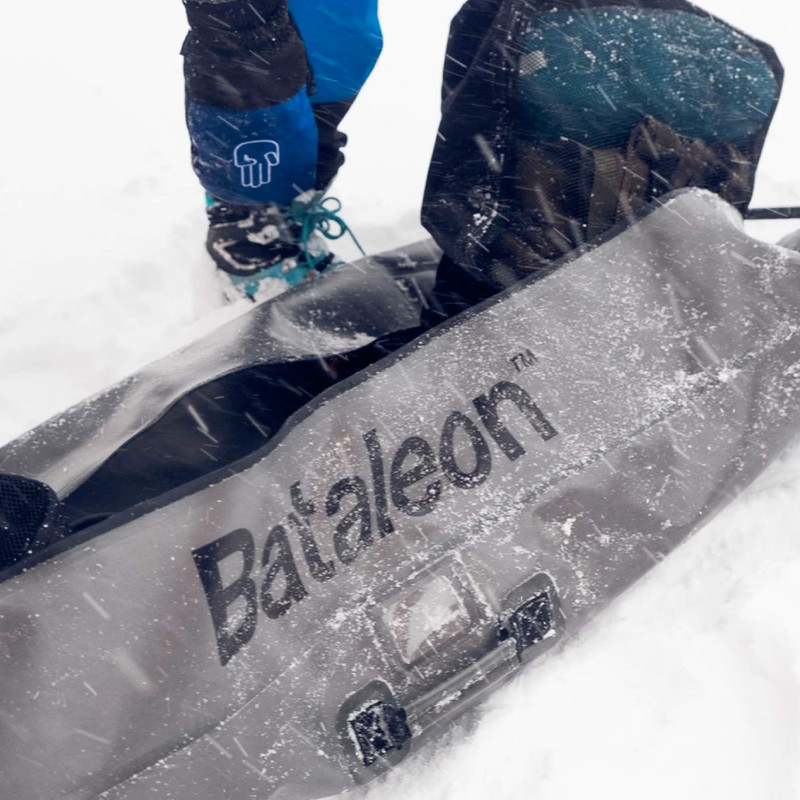 Bataleon First Class Rollerdeck - Zip it n' rip it!