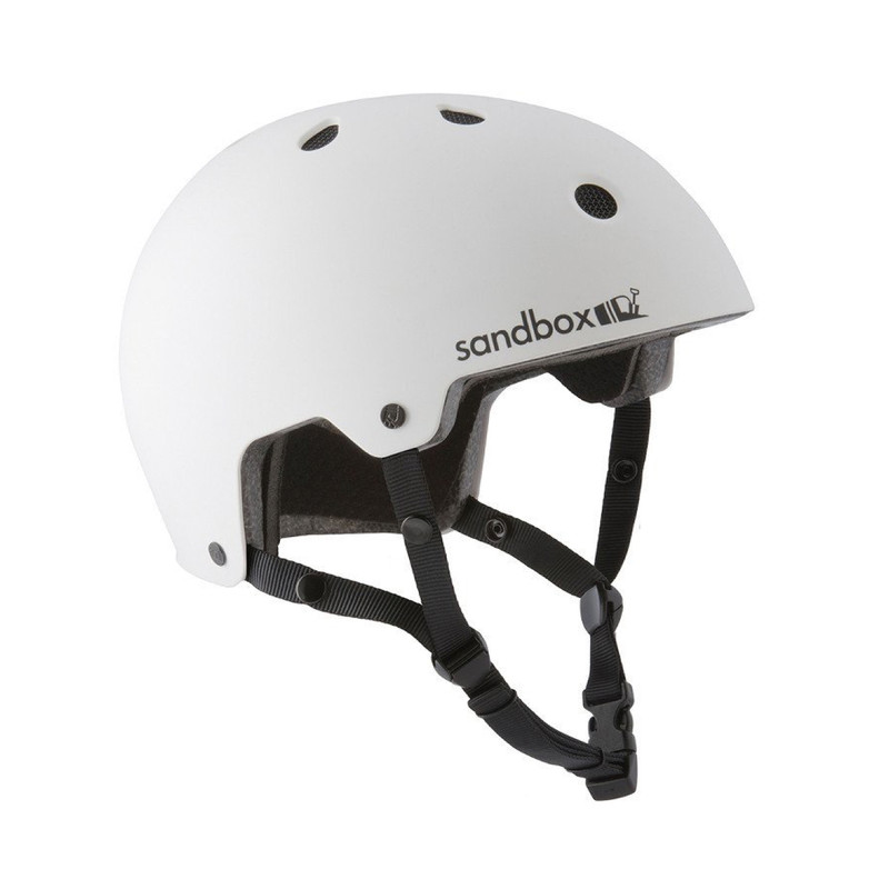 Sandbox Legend Snow Helmet White - without earpads