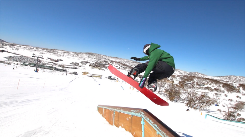 A Perisher park edit for you...