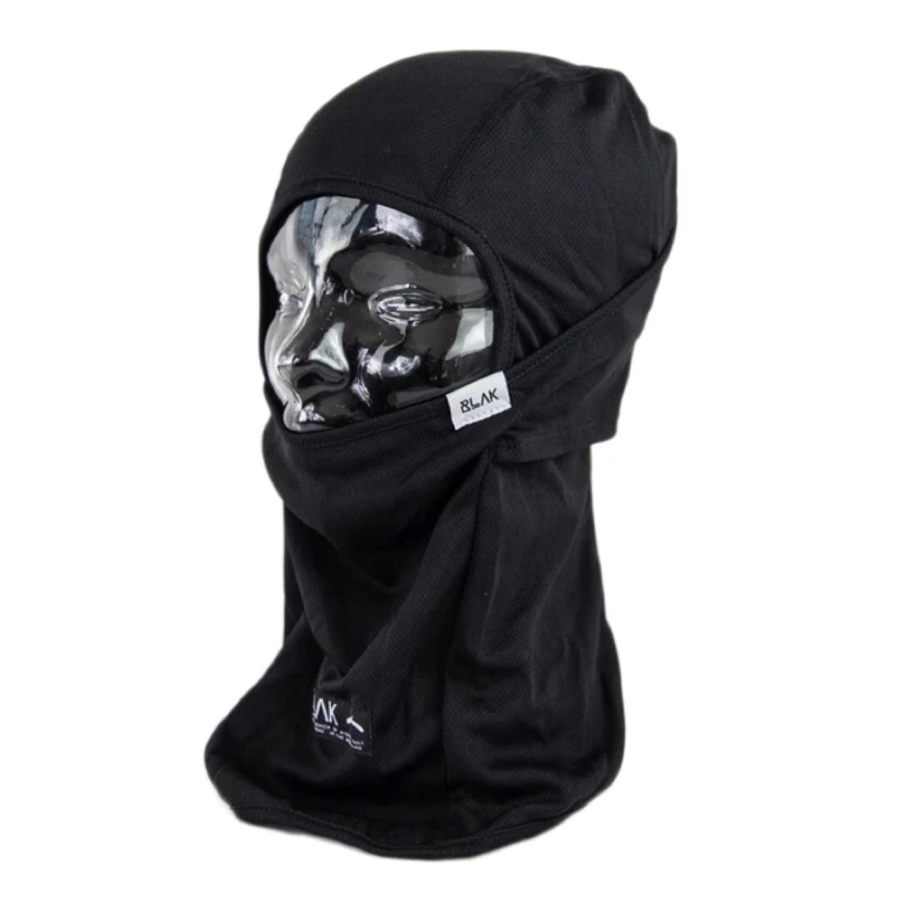 Snowboarding Balaclava Facemask Blak Headwear