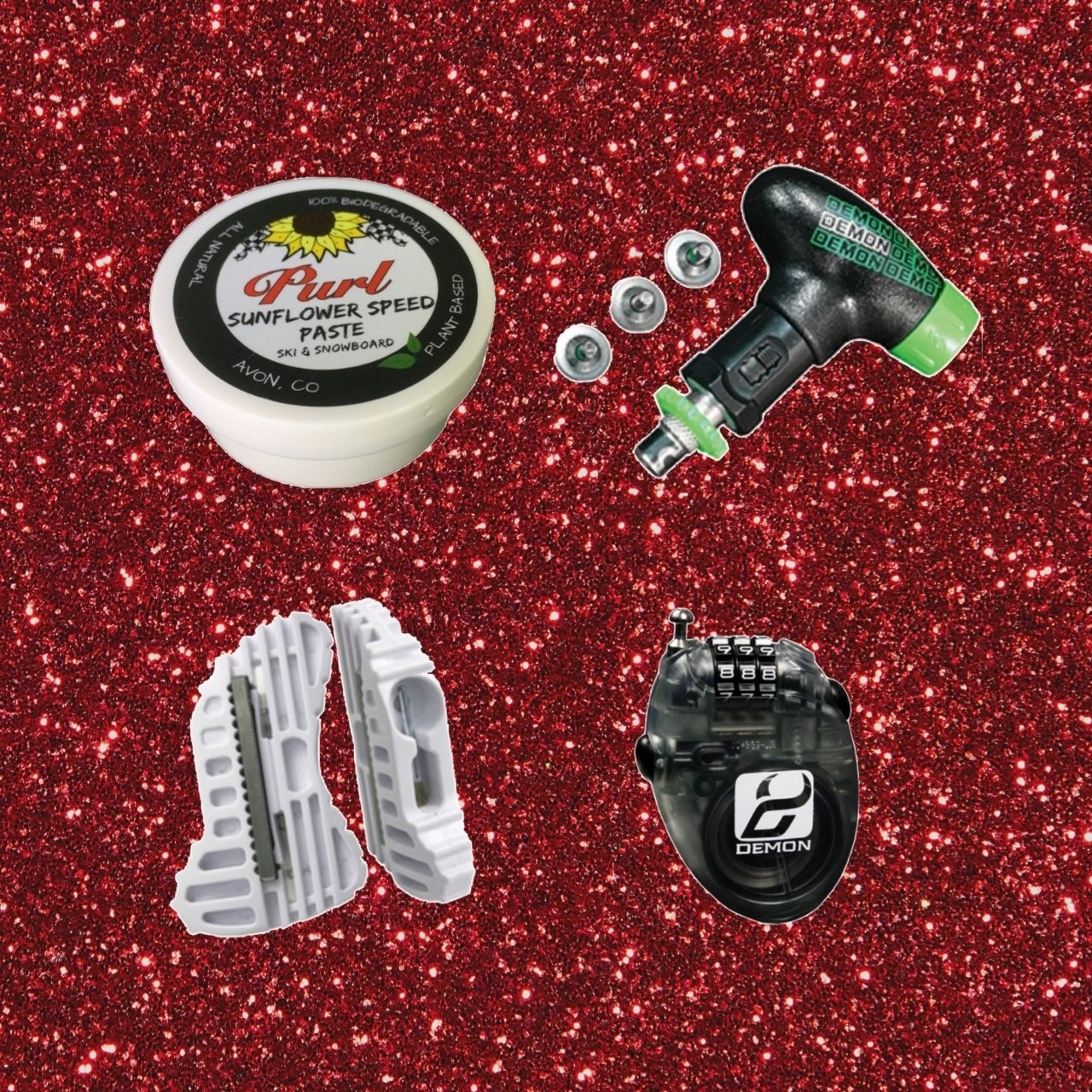 Snowboard Gift Pack
