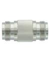 Bolton Barrel Connector N-Female to N-Female - Side view