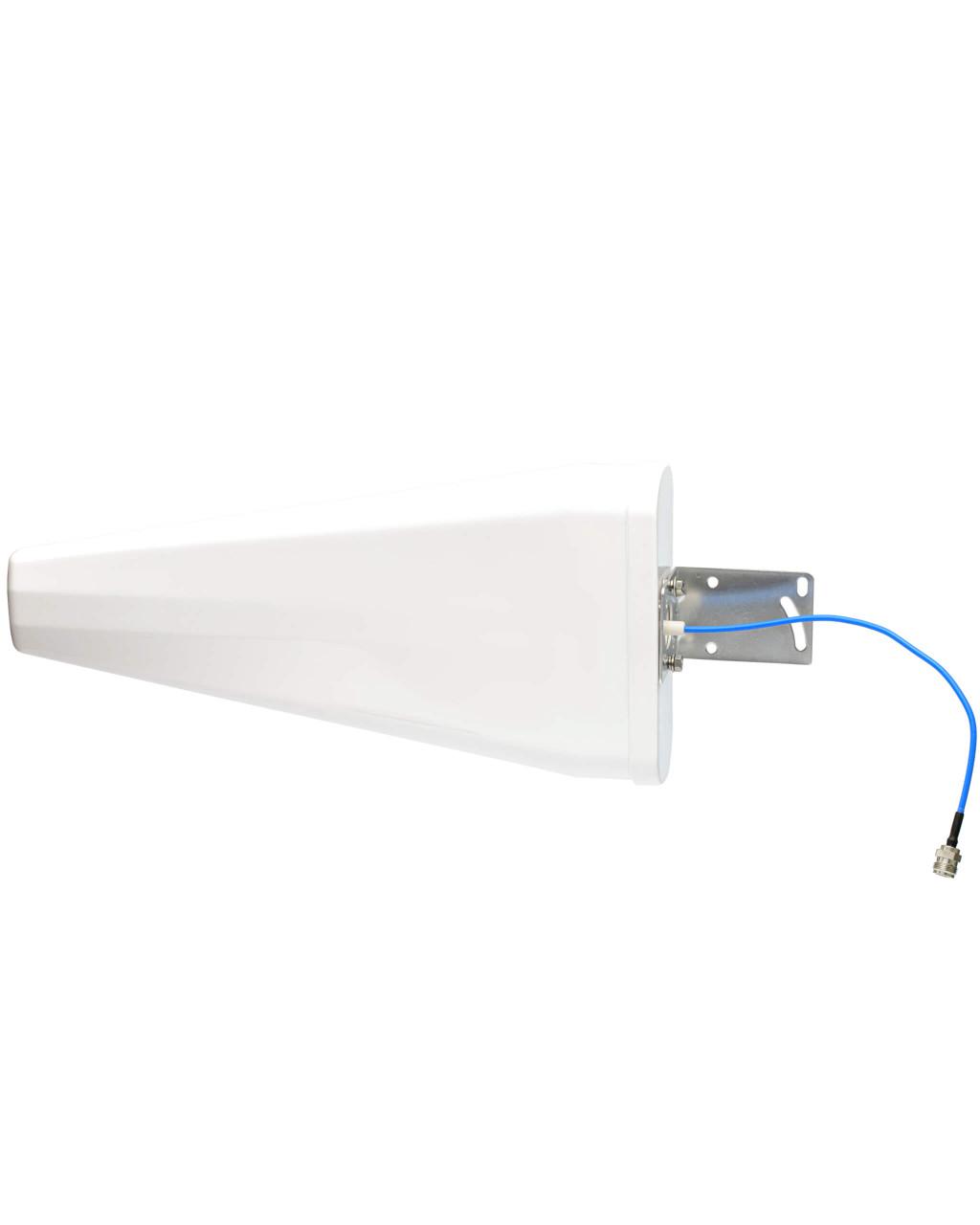 The Quicksilver Yagi Directional Antenna side angle