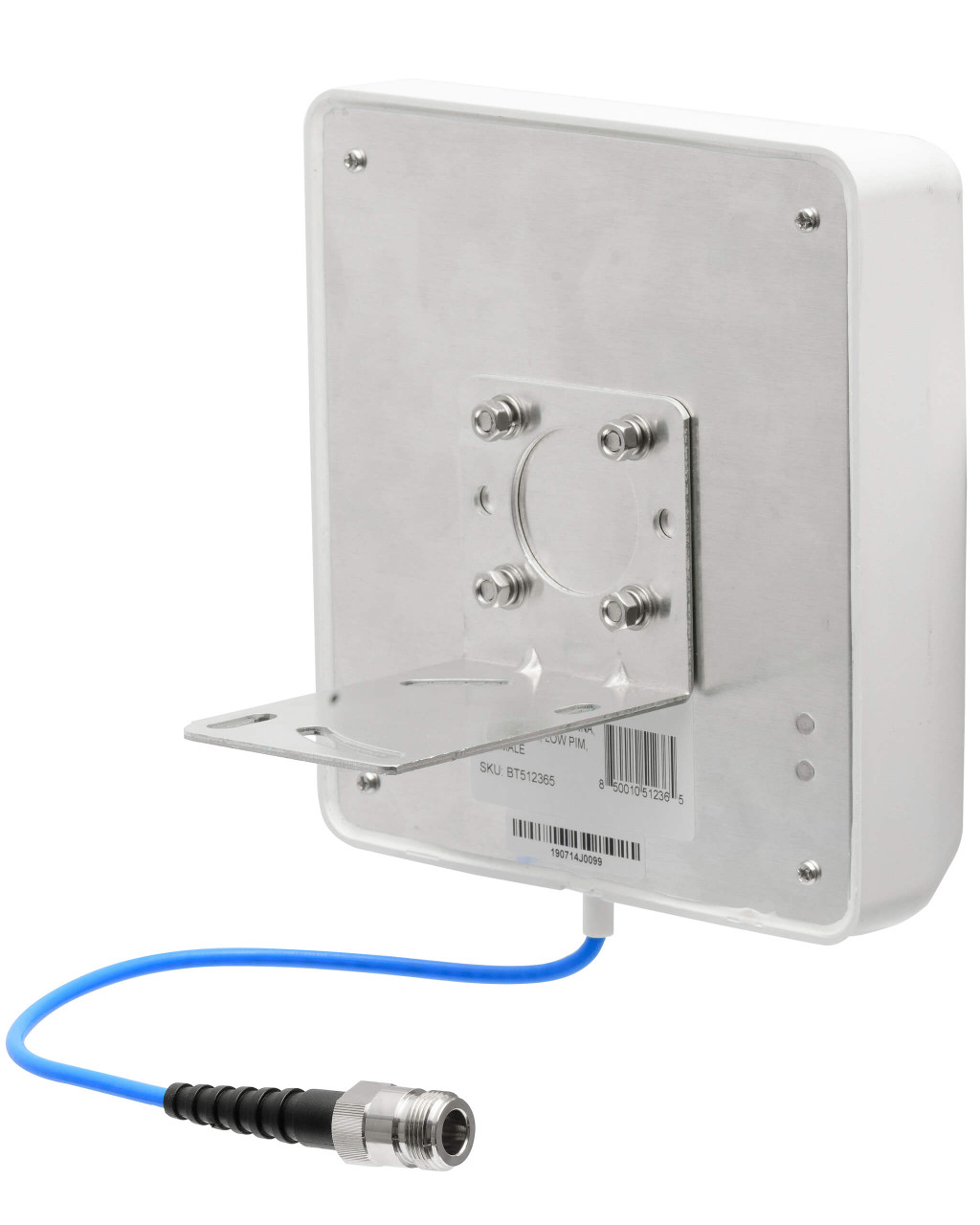 The Outdoor Board  Wall Mount Antenna back angle