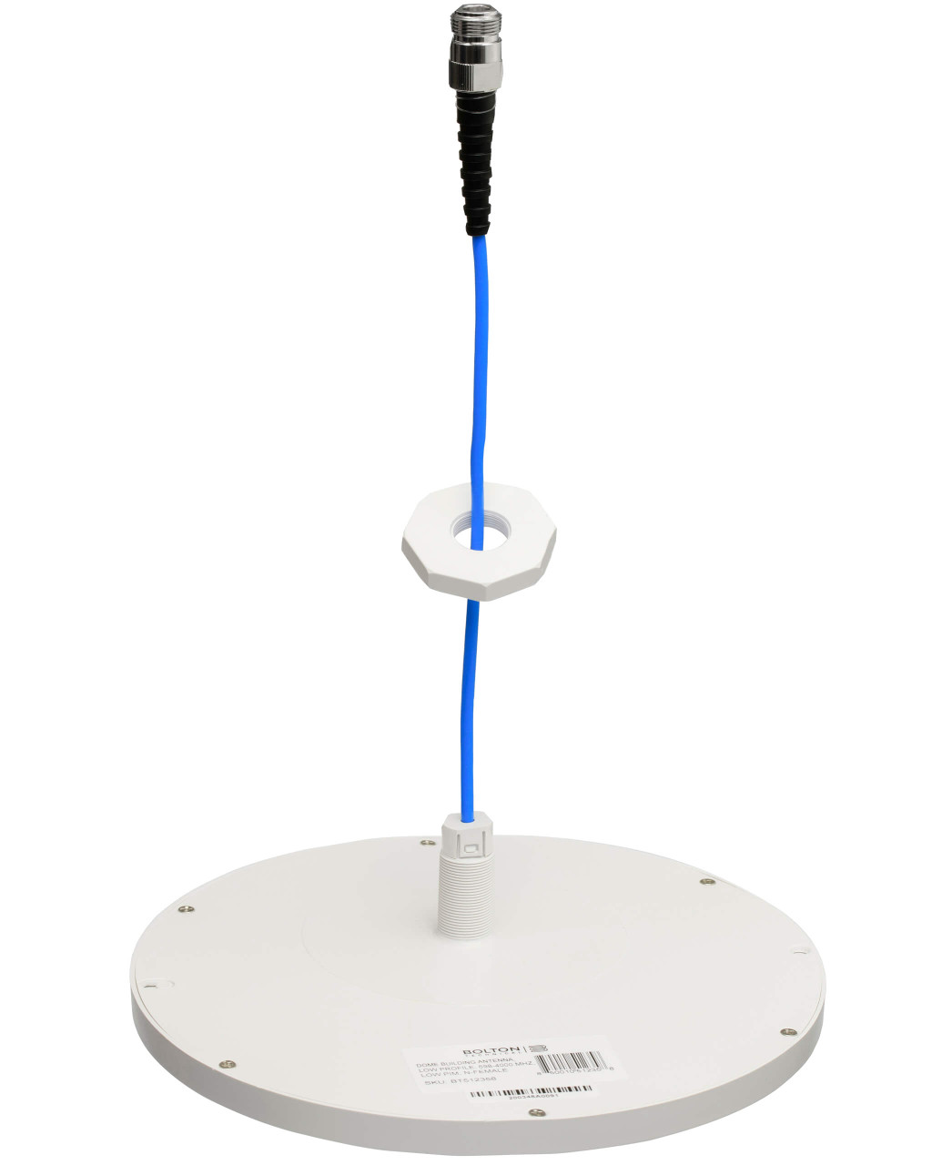 The Rondo 5G - Low Profile Dome Antenna top view
