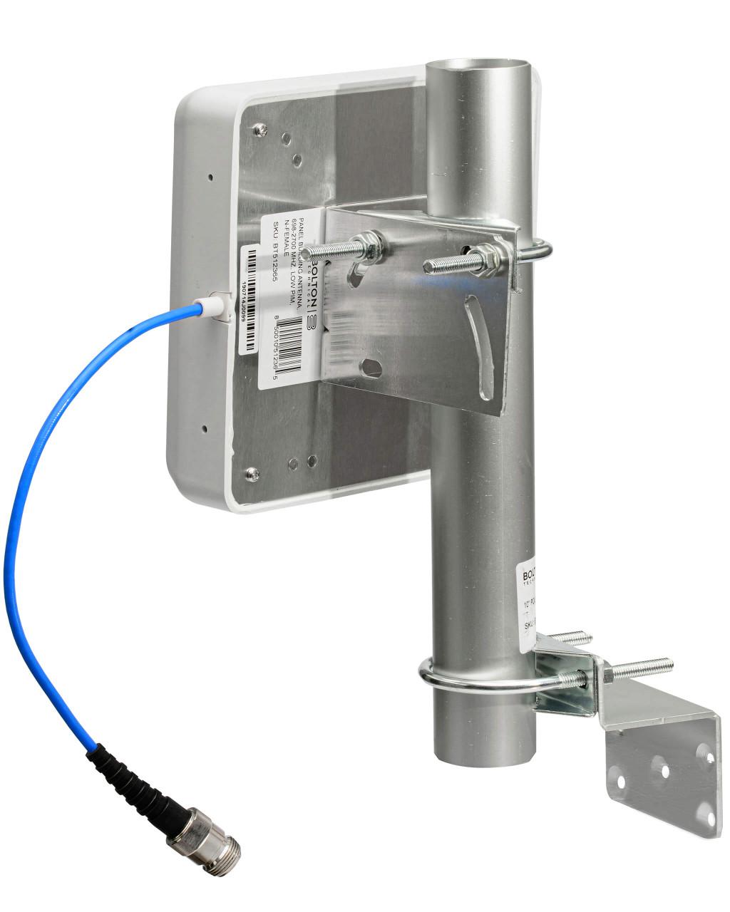 The Indoor Board 75 - Indoor Wall Mount Antenna pole mounting