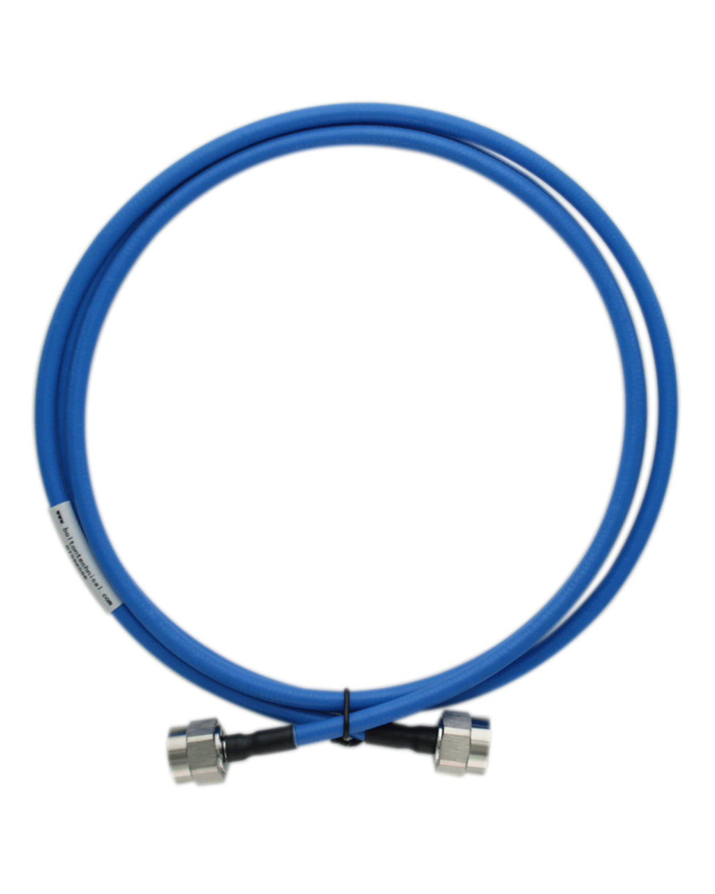 6ft SPO-250 Jumper Cable N-Male to N-Male Connectors