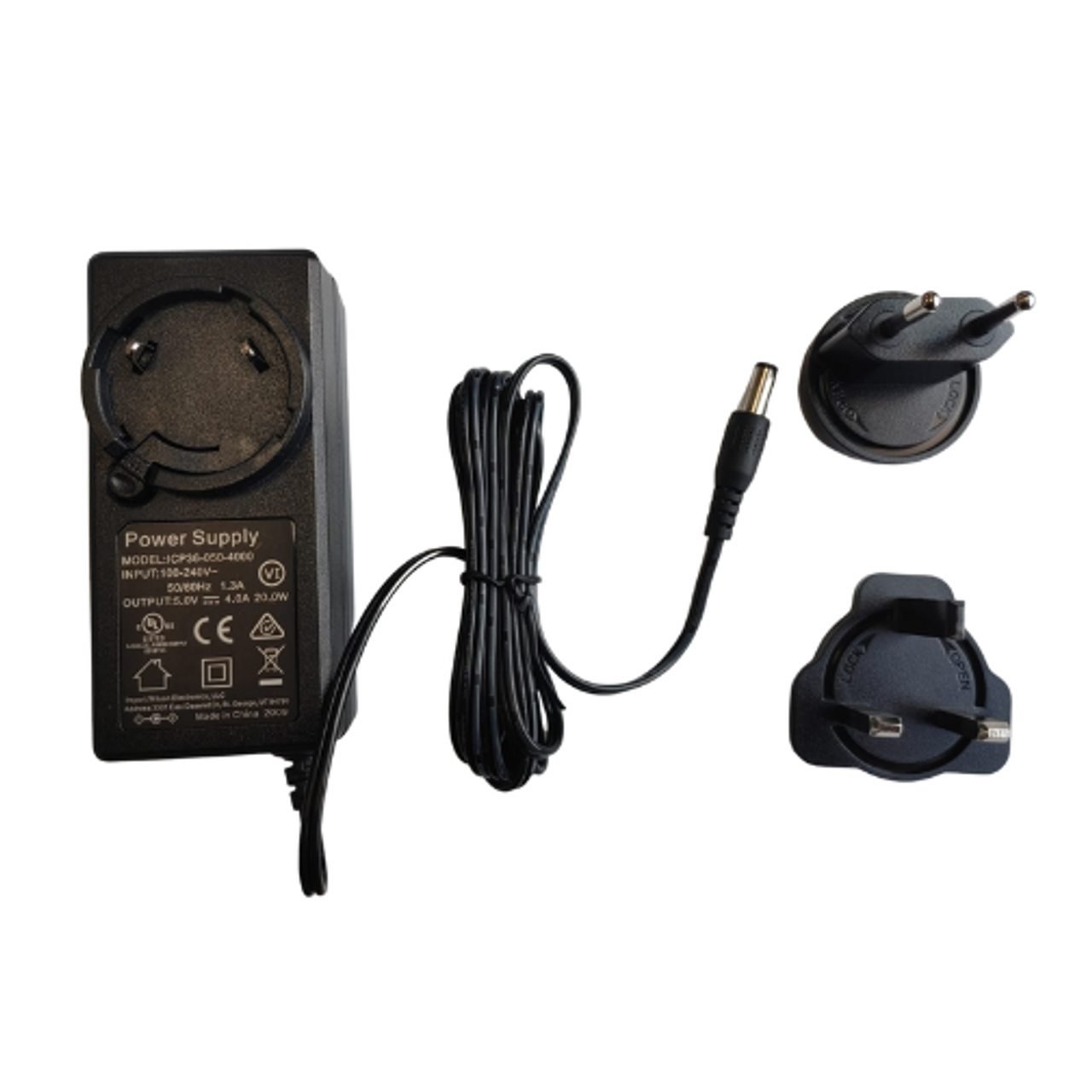 5V 4A Power Supply