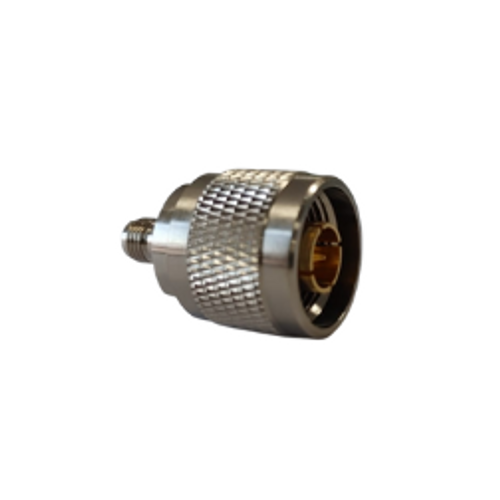 Bolton Barrel Connector - N-Male to SMA-Female