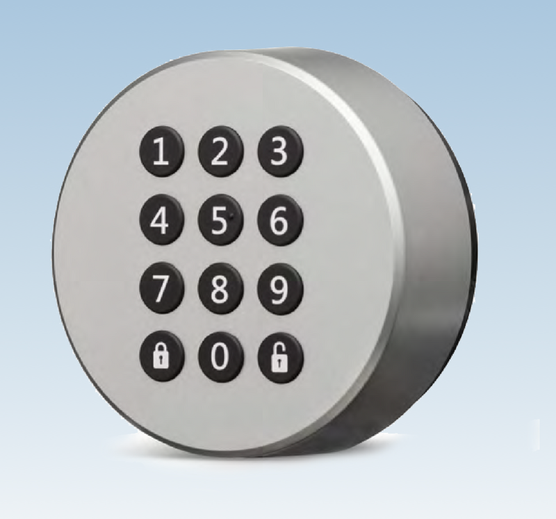 Multi-Point - DanaPad For Ferco Roma - Available in Satin Nickel Only