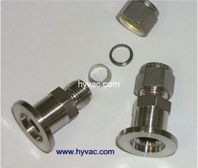 NW16 Instrument Adapter Swagelok Male to Tubing