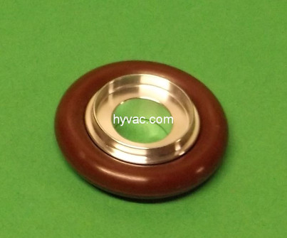 NW16 TO NW10, Adaptive Centering Ring, Aluminum, Buna-N Oring
