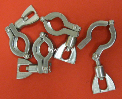 NW16 Clamp 304 Stainless Steel Wingnut
