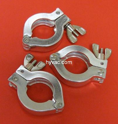 NW25 Clamp Aluminum Wing Nut