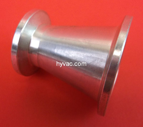Vacuum Fittings  NW,KF,QF  Aluminum, stainless steel