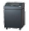 Dual branded TallyGenicom 6800 Line Matrix Printer 1500 lpm Cabinet, Fixed Fence Front Paper Tray, Standard Emulations (C6815-2130)