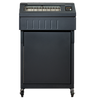 Dual branded Printronix P8000 Line Matrix Printer 1000 lpm Zero Tear, High Rear Paper Tray, Standard Emulations (P8Z10-1213-0)
