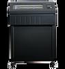 Dual branded Printronix P8000 Line Matrix Printer 500 lpm Closed Pedestal, Low Paper Tray, Standard Emulations (P8E05-1213-0)
