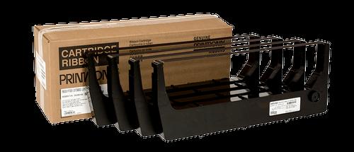 Printronix 255048-401 Extended Life Ribbon Cartridge , 4-Pack (P7000/P8000)