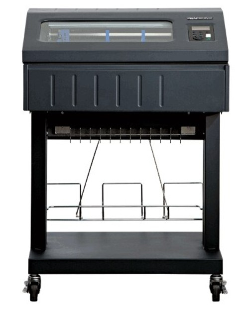 Printronix Line Matrix Impact Printer OpenPrint Pedestal, Low Paper Tray, Standard Emulations (P8PPH-0213-0)