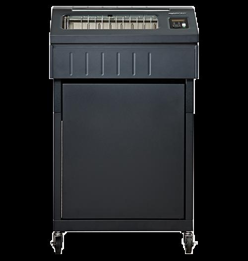 Printronix Line Matrix Impact Printer OpenPrint Zero Tear Pedestal, High Rear Paper Tray, Standard Emulations (P8ZPH-0213-0)